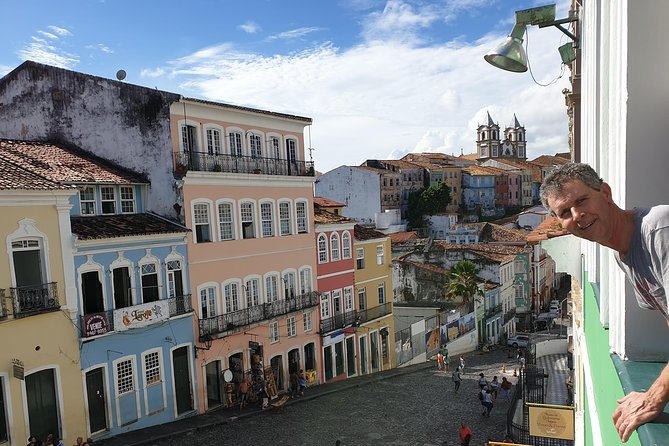 Ivan Bahia, Salvador full day original city-tour to discover Brazil's1st Capital photo 14