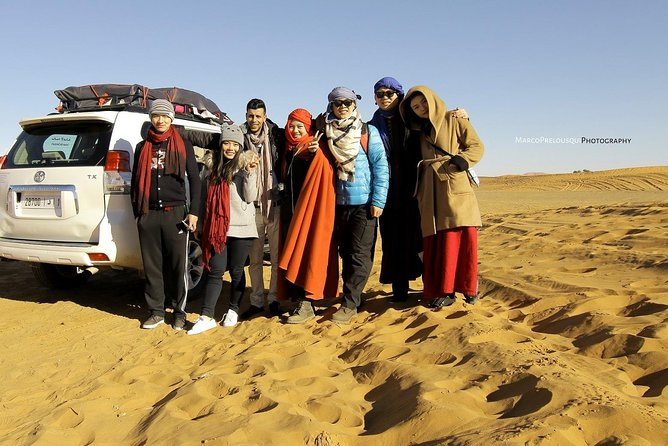 4 Day Best of Morocco Tour from Rabat to Marrakech via Fes and Desert