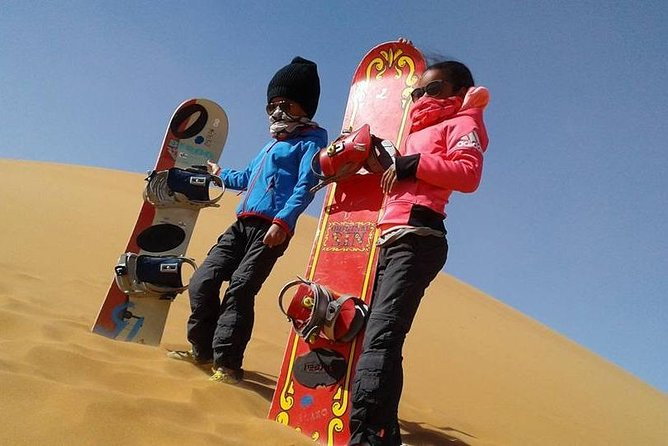 4 Day 3 Nights Morocco Family Tour from Rabat to Sahara Desert with kids