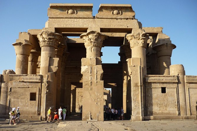 A SPECIAL TRIP VISITING THE WESTERN MAINLAND, eDFU AND KOM OMBOM photo 1