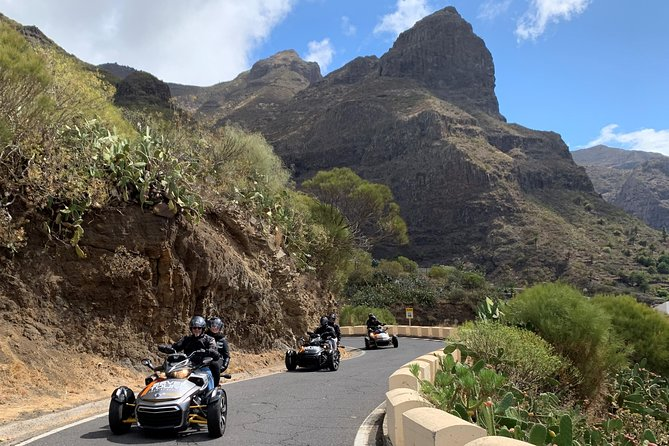 Tenerife: Tour in Can Am Spyder a Masca