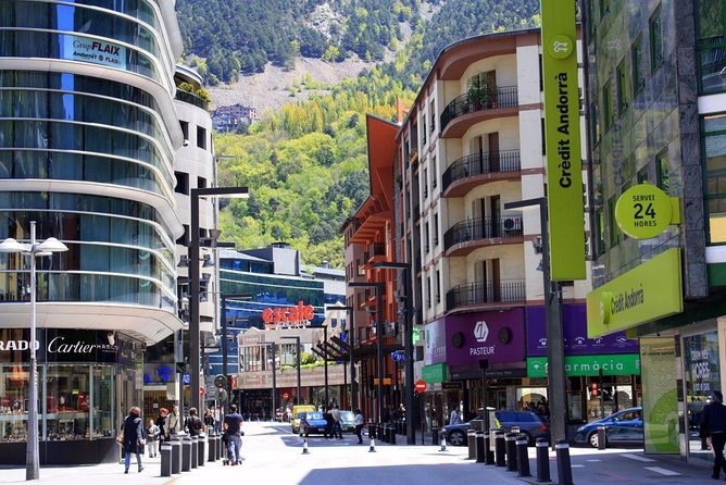 Andorra Tour: Sightseeing & Shopping Plus Local Lunch from Barcelona photo 3
