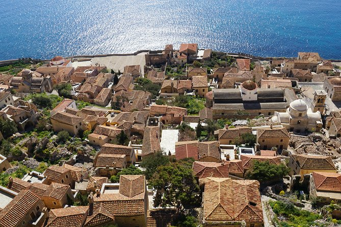 7 Days Private Tour: Argolida - Sparta - Monemvasia - Mani - Olympia & Delphi