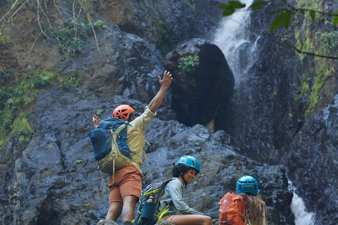 Enchanted Secret Waterfall Hike Puerto Rico
