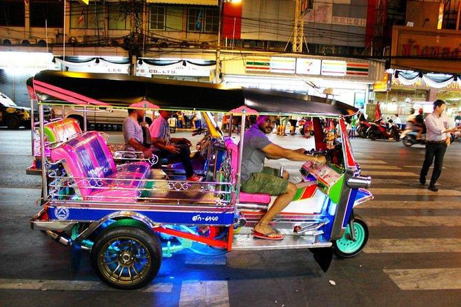 All Inclusive Bangkok Thrilling Tuk Tuk Private Tour