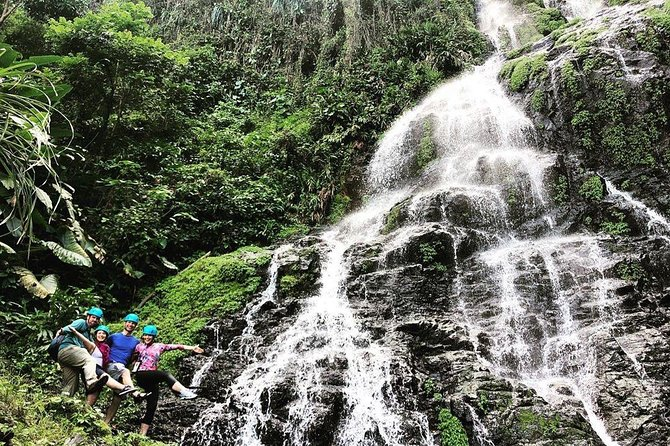 Into the Mountains-Hiking, Waterfalls & Coffee-Full Day Adventure from San Juan