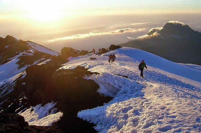 Mt Kilimanjaro Climbing; 7 Days Lemosho Route