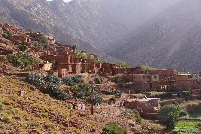 2 Day Atlas Mountains Trek from Marrakech to Azzaden Valley and Imlil
