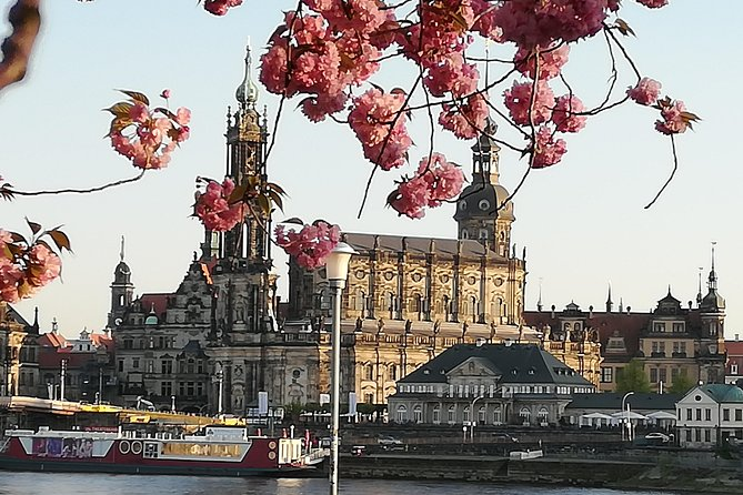 Private walking tour through historic Dresden