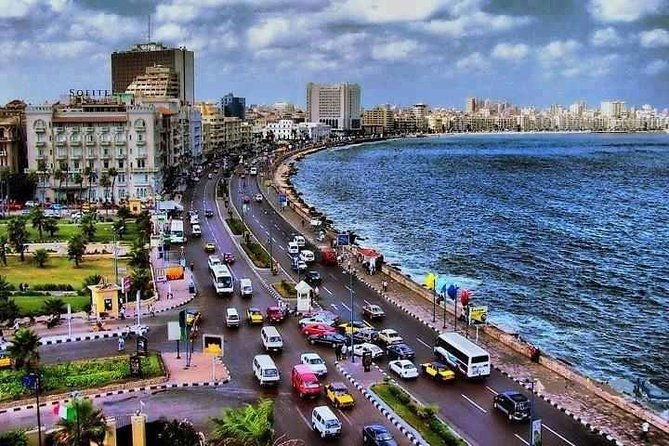 magnificent full day tour to Alexandria from Cairo