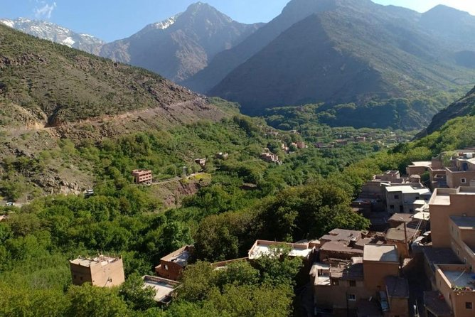 Adventure 2Day 1Night Trek in High Atlas Mountains: Azzaden Valley & Imlil Trek