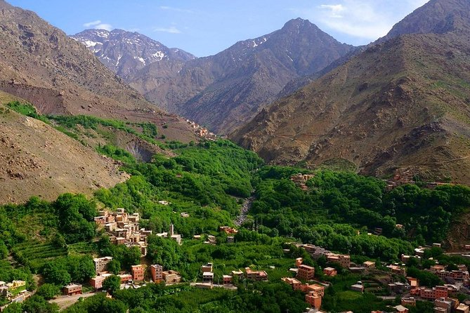 Guided 2 Day Trek in Imlil and Azzaden Valley from Marrakech