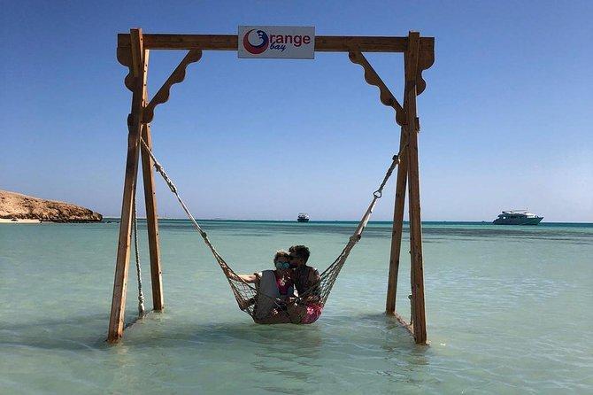 Orange Bay Island Snorkeling Sea Trip & WATER SPORT - Hurghada
