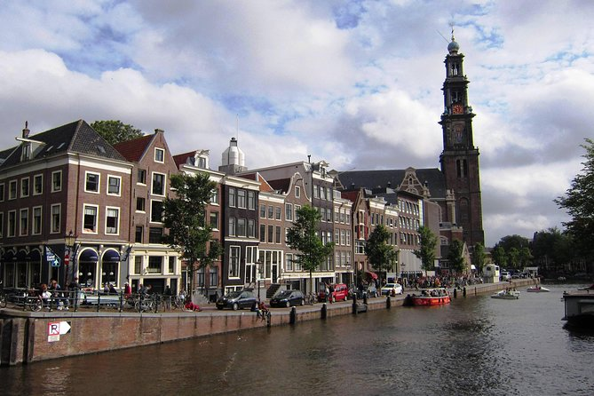Private Anne Frank tour with canal cruise