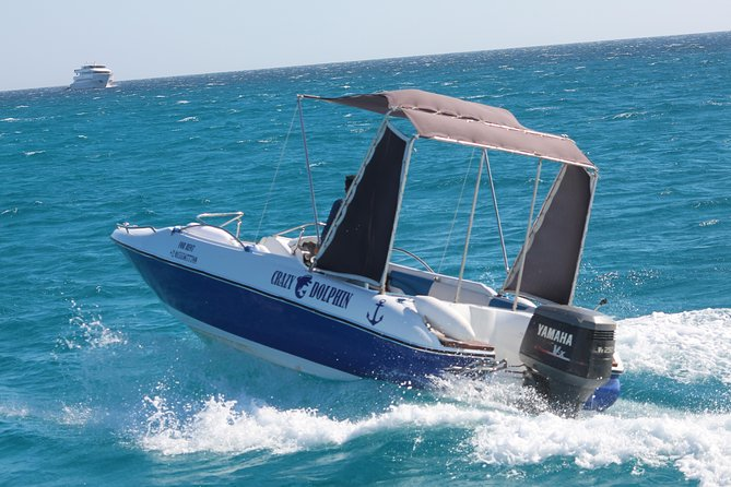 One Hour Speed Boat & Snorkeling (Private) - Hurghada