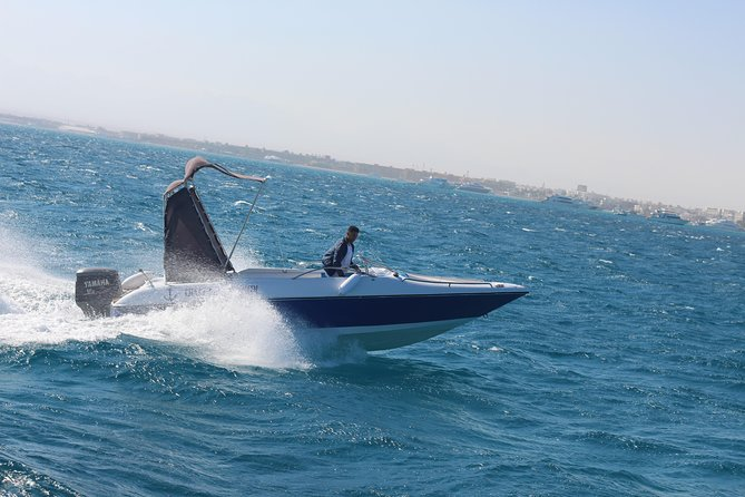 Orange Bay Island By Private Speedboat & Snorkeling - Hurghada