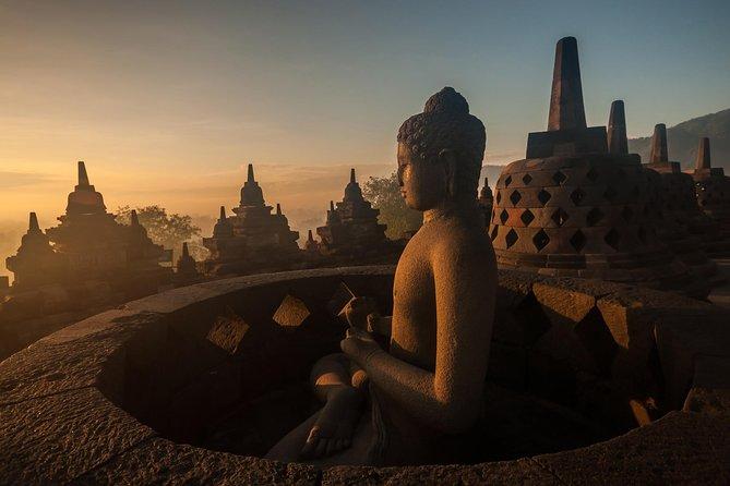 Borobudur Sunrise – Jeep lava tour (Merapi Volcano) - Prambanan Temple