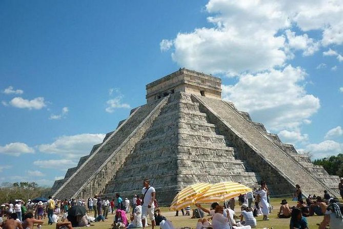Chichen Itza and Cenote tours (all inclusive package)