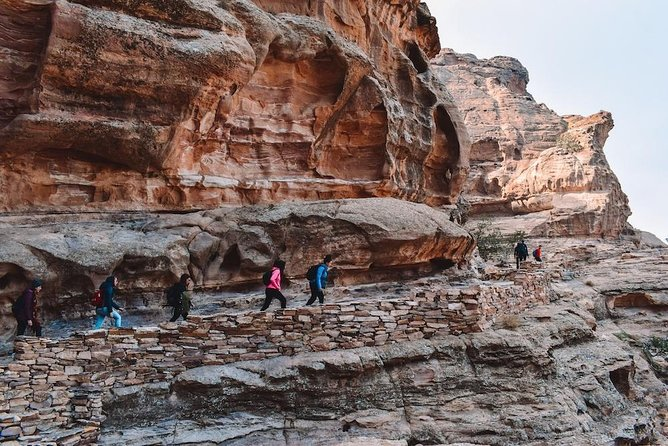 One Day Tour To Petra From Aqaba City