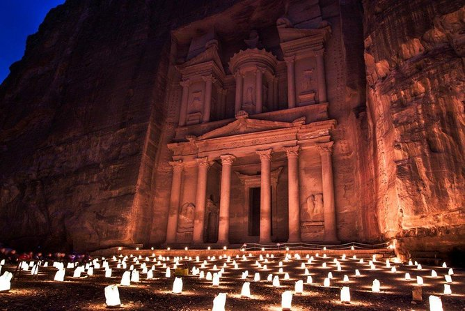 2-Day Tour: Petra, Wadi Rum from Aqaba