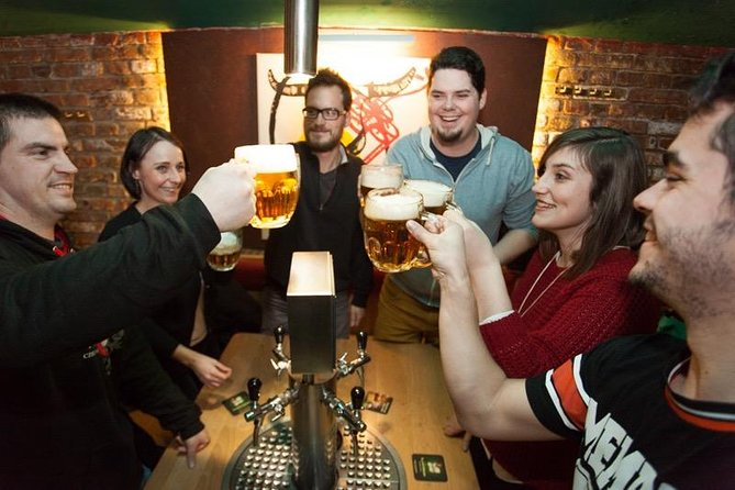 Beer Culture and Tasting Tour in Prague