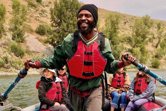 Jackson Hole Scenic Float Trip