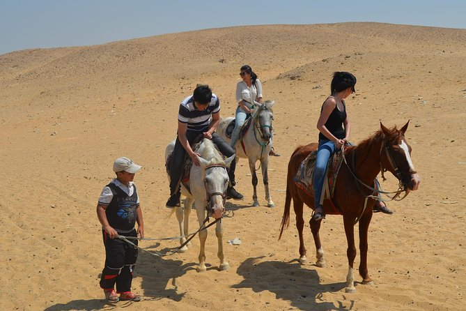 Two hours Horse Riding At Amazing Desert - Sharm ElSheikh photo 1