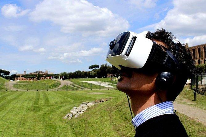 Circo Maximo virtual experience