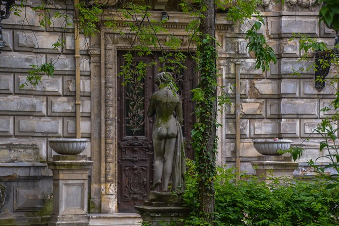 The Beautiful Palaces of Bucharest