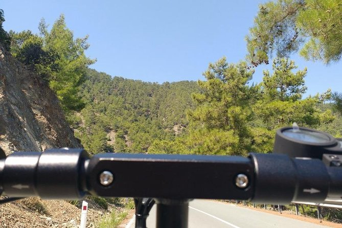 Self-Guided 3 days escooter exploration (opt walks) - Troodos (Kakopetria based)