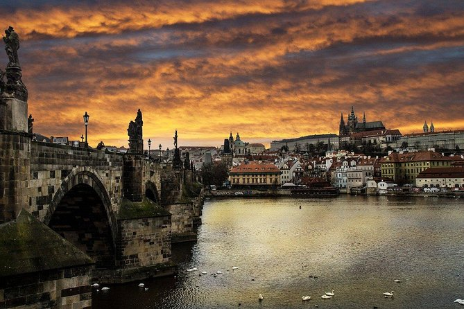Prague Evening Walking Food Tour - four hours of amazing food and pure fun !!