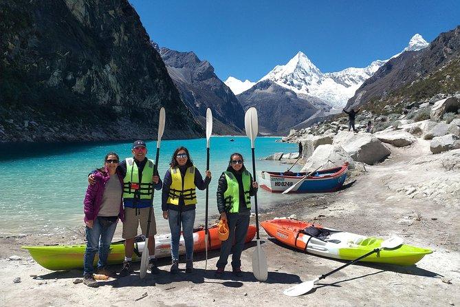 Private Tours to Paron Lagoon