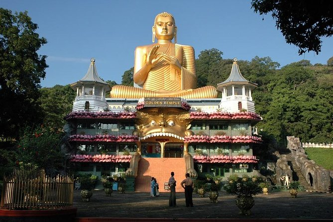 Day-trip from Kandy to Dambulla & Sigiriya & more - Highlights tour photo 3