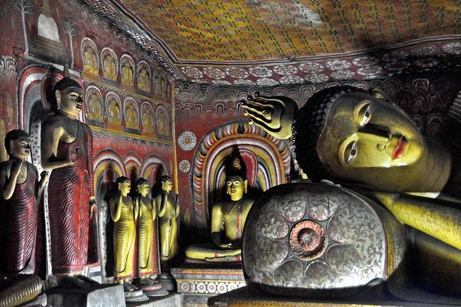 Day-trip from Kandy to Dambulla & Sigiriya & more - Highlights tour photo 9