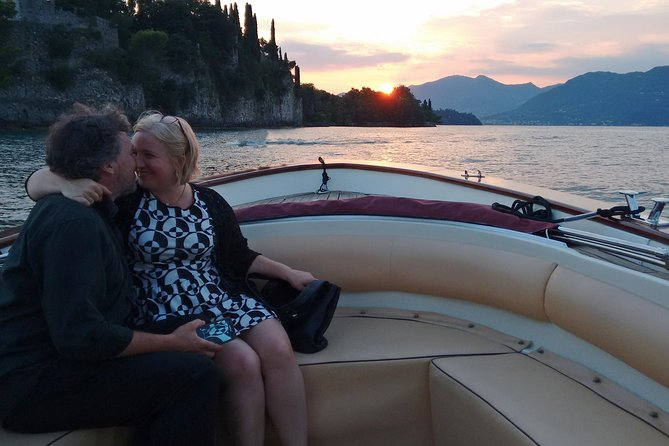 Private sunset cruise with toast