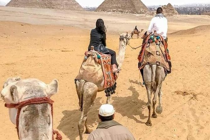 Camel Ride at the Pyramids (Includes BBQ Dinner) photo 10