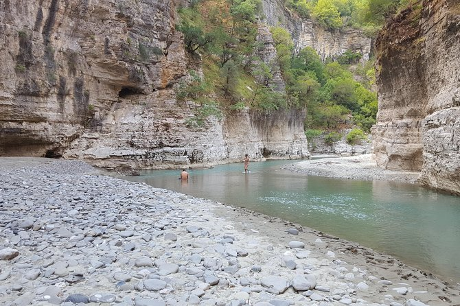 Osum Canyon & Bogove Waterfall/ offered by Berat City Tours
