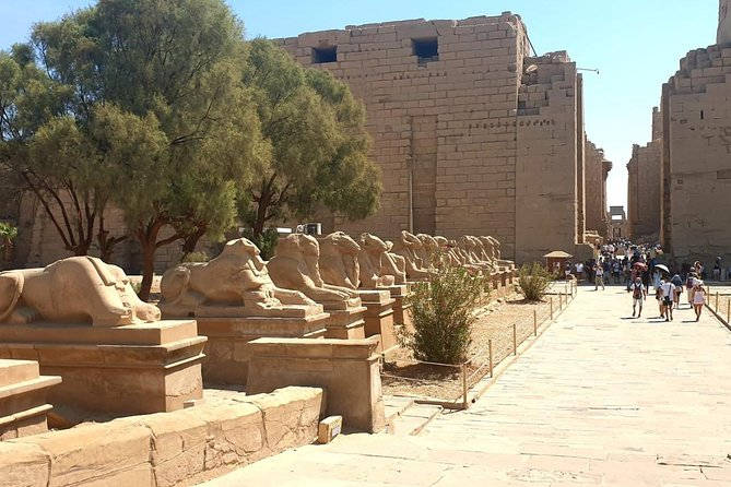 Luxor - Valley of Queens Daily Tour photo 2
