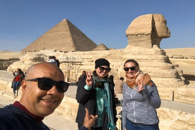 Pyramids tour