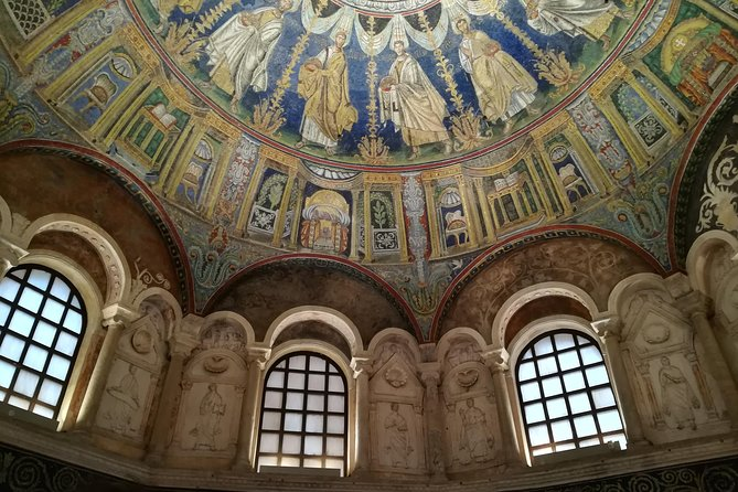 Best of Ravenna City & Mosaics Private Tour with a Local Guide