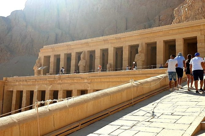 Luxor - Valley of Queens Daily Tour