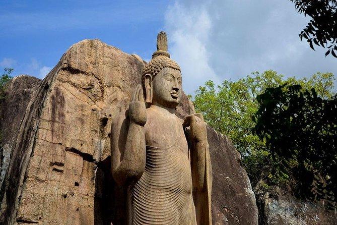 Day Tour to Aukana & Anuradhapura From Colombo