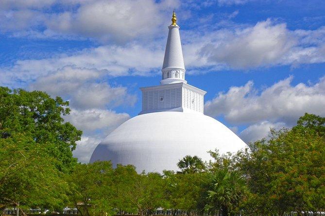 Day Tour to Aukana And Anuradhapura From Kandy.