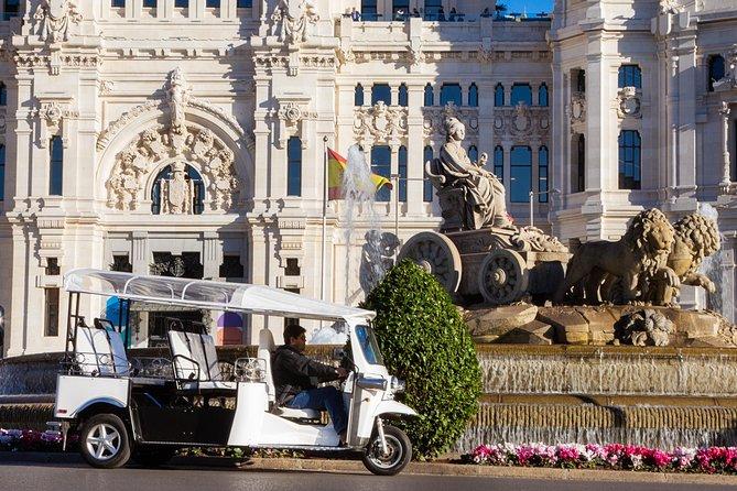 Tuk Tuk tour in Madrid - 2 hours