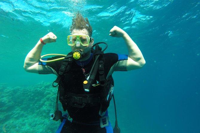 Scuba Diving Full Day Boat Trip (Beginners) – Hurghada