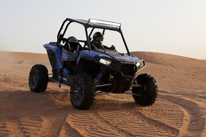 Special Evening Dune Buggy Dubai Fun with Private Transfers