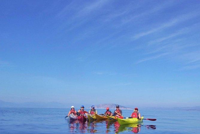Aphrodite island kayak tour-Tolo
