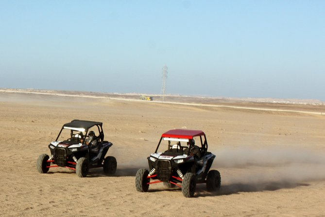Polaris Desert Buggy with Camel Ride (3 Hours) - Hurghada photo 5