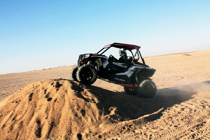 Polaris Desert Buggy with Camel Ride (3 Hours) - Hurghada photo 28