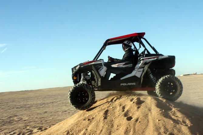 3 Hours Polaris car Desert Buggy with Camel Ride - Hurghada